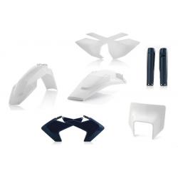 Komplet plastików ACERBIS FULL HUSQVARNA TE / FE 17-18 enduro