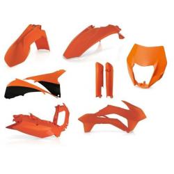 Komplet plastików ACERBIS FULL KTM EXC 14-15
