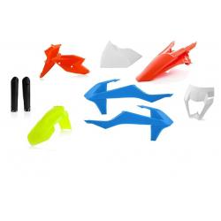 Komplet plastików ACERBIS FULL KTM EXC 17-18