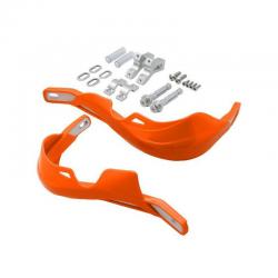 Handbary PS z aluminiowym rdzeniem 22 mm pomarańczowe