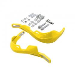 Handbary PS z aluminiowym rdzeniem 22 mm żółte