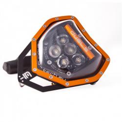 Lampa LED ENDURO-TECH KTM EXC 08 - 13