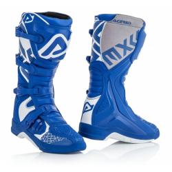 Buty ACERBIS X-TEAM niebieskie + DONUTSy GRATIS