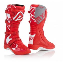 Buty ACERBIS X-TEAM czerwone + DONUTSy GRATIS