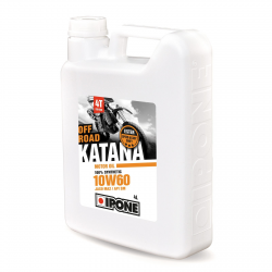 IPONE KATANA 10W60 OFF ROAD 5L