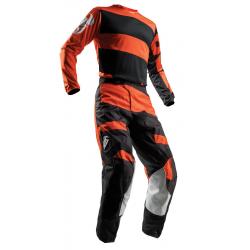 Combo spodnie + bluza THOR MX PULSE LEVEL S8