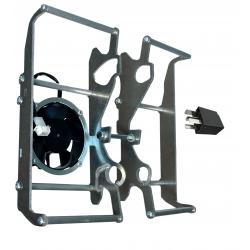 Wzmocnienia / osłony chłodnic z wentylatorem SPAL KTM / HUSQVARNA 2020