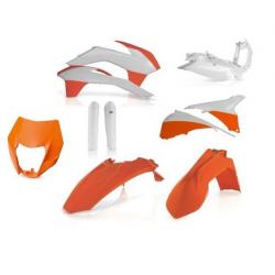 Komplet plastików ACERBIS FULL KTM EXC 2016