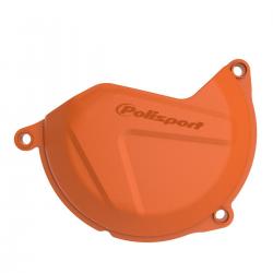 Osłona pokrywy sprzęgła POLISPORT KTM 450-500 HSQ 450 16-17