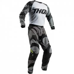 Combo spodnie + bluza THOR MX SECTOR CAMO S9