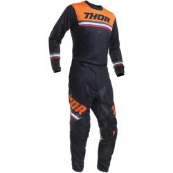 Zestaw THOR MX Pulse Pinner spodnie + bluza