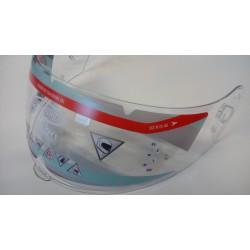 SZYBA PINLOCK READY DO KASKU OZONE FP-01 CLEAR